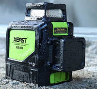 Лазерный нивелир 2D Xeast XE-902R.  ✯2*360 - 8 линий✯  ✌КРОНШТЕЙН В ПОДАРОК✌