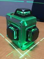 БИРЮЗОВЫЙ ЛУЧ!!! Лазерный уровень Muli/HILDA 3D- ДО 50 МЕТРОВ