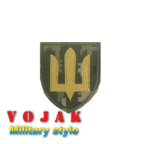 """Шеврон """"Сухопутные войска ВСУ"""""""