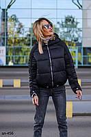 Женская модная дутая куртка Разные цвета