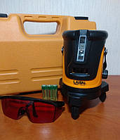 ПРОФИ СЕРИЯ!! Лазерный уровень LAISAI  LS 671JS ✦Geo-Fennel ✦2 линии, 1 точка✦