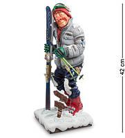 Статуэтка Guillermo Forchino Лыжник 42 см 1903950