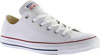 Женские кеды Converse Chuck Taylor All Star Low Leather Sneaker Optical White