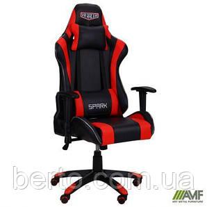 Кресло компьютерное геймерское VR Racer Spark Red