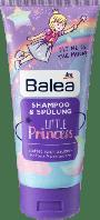Шампунь+кондиционер Balea for Kids Little Princess 200мл.