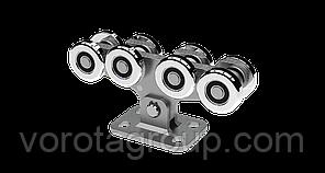 Каретка опорна для відкатних воріт Roll Grand на 800 кг, каретка несуча металева