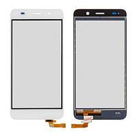 Дисплей Huawei Honor 4A, Ascend Y6 (SCL-U31) з сенсорним екраном White (High Copy)