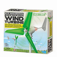 Набор для творчества 4M Ветрогенератор (00-03378)