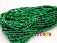 Нитки мулине Гамма (Gamma) для вышивания №0013 Изумрудный