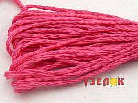 Нитки мулине Гамма (Gamma) для вышивания №0116 Ярко-розовый