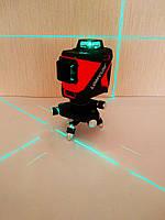 НОВИНКА 2019☀СИНИЙ ЛУЧ⇒50м☀Профессиональный лазерный уровень LomVum 3d 3*360 ➤очень яркие диоды➤