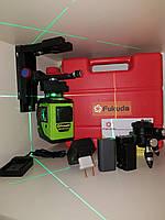 50м📣БИРЮЗОВЫЙ ЛУЧ 📣НОВИНКА 2019📣 Лазерный нивелир Fukuda MW 93T-2-3GХ+КЕЙС+МАГНИТНЫЙ КРОНШТЕЙН Fukuda FW12