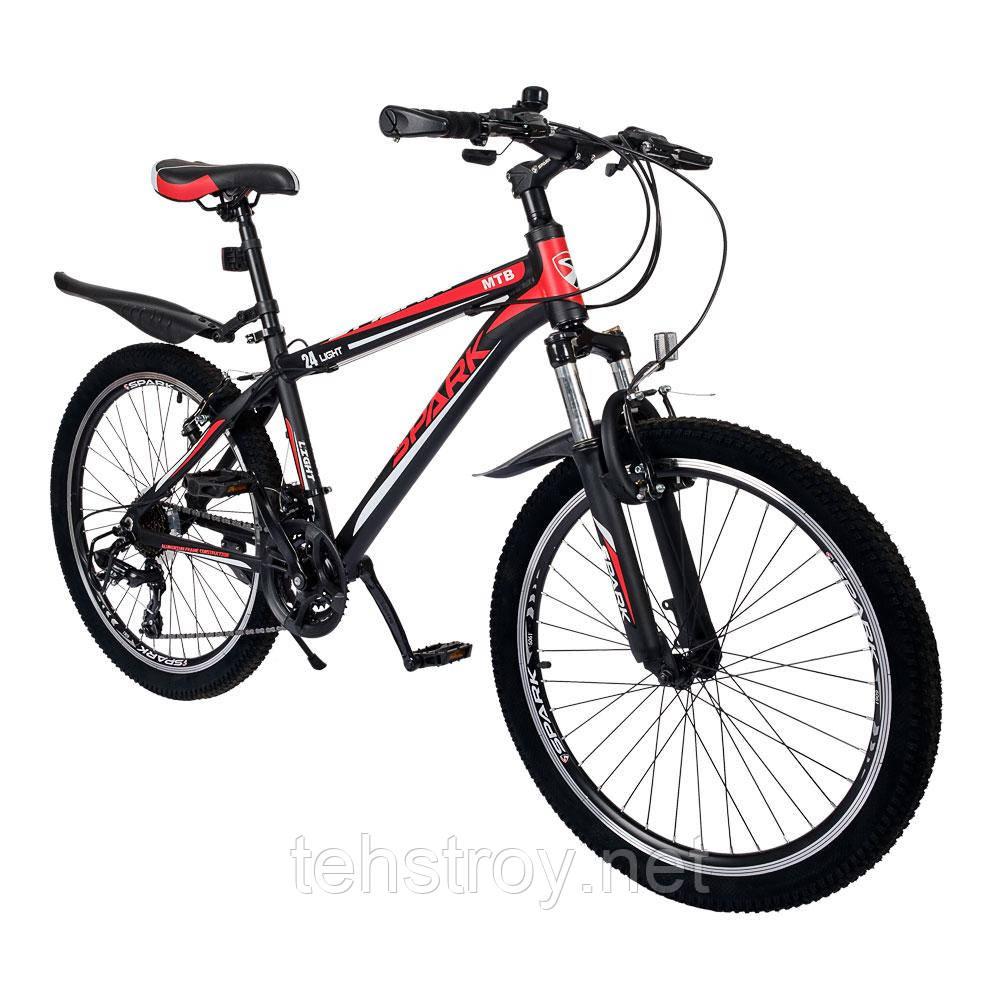 24' Велосипед SPARK LIGHT, рама - Алюминий