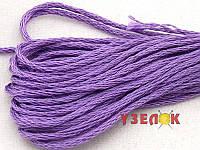 Нитки мулине Гамма (Gamma) для вышивания №0729 Фиолетовый