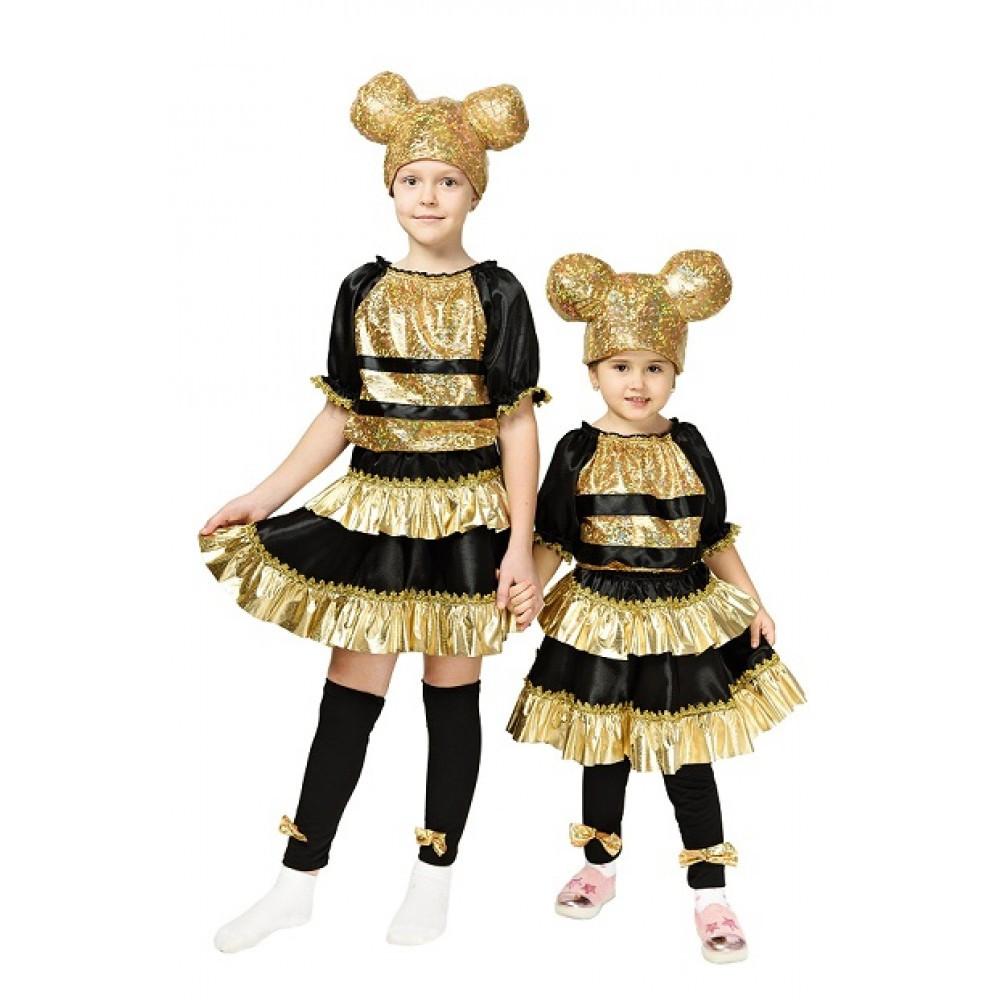 Костюм Бджілки Лол для дівчинки карнавальний