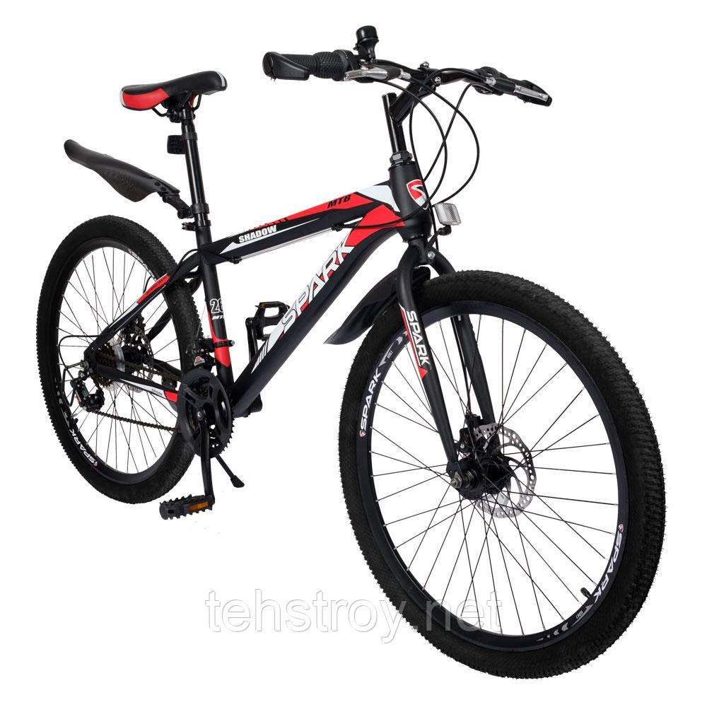 26' Велосипед SPARK SHADOW, рама - Сталь