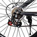 26' Велосипед SPARK SHADOW, рама - Сталь, фото 6