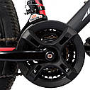 26' Велосипед SPARK SHADOW, рама - Сталь, фото 8