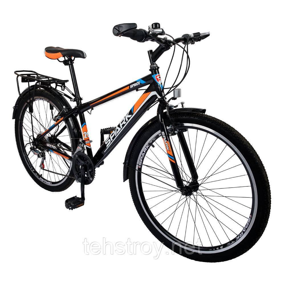 26' Велосипед SPARK SPACE, рама - Алюминий
