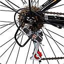 26' Велосипед SPARK SPACE, рама - Алюминий, фото 7