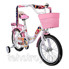 "16"" Велосипед SPARK KIDS FOLLOWER сталь TV1601-003"