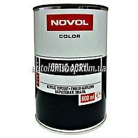 Распродажа! NOVOL Автоэмаль Optic 170 Lada Торнадо 2K 2:1 акриловая 0,8л