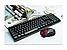 Беспроводная игровая клавиатура и мышка HK6500 в комплекте блютуз, фото 2