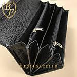 Кошелёк женский высокого качества Balisa (A4-1013B-2) разные расцветки черный, фото 4