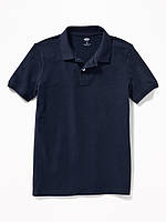 Синяя футболка поло для мальчика Old Navy Олд Неви