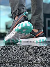 Кроссовки мужские Nike Undercover черные (Top replic), фото 3