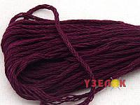 Нитки мулине Гамма (Gamma) для вышивания №0871 Баклажановый