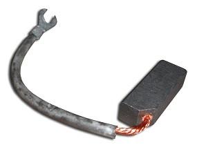 Щітка ЭГ2А 12,5х12,5х32 К4-2 электрографитовая