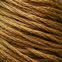 Мулине DMC (ДМС) для вышивания, №420, Hazelnut Brown - dk  (Фундука, т. )