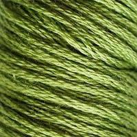 Мулине DMC (ДМС) для вышивания, №470, Avocado Green - lt  (Авокадо, св. )