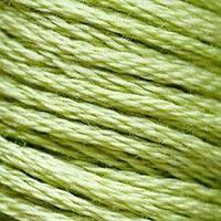 Мулине DMC (ДМС) для вышивания, №472, Avocado Green - ultra lt  (Авокадо, ультра св. )