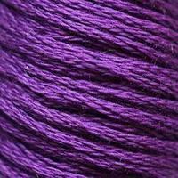 Мулине DMC (ДМС) для вышивания, №550, Violet - vy dk  (Фиолетовый, оч.т. )