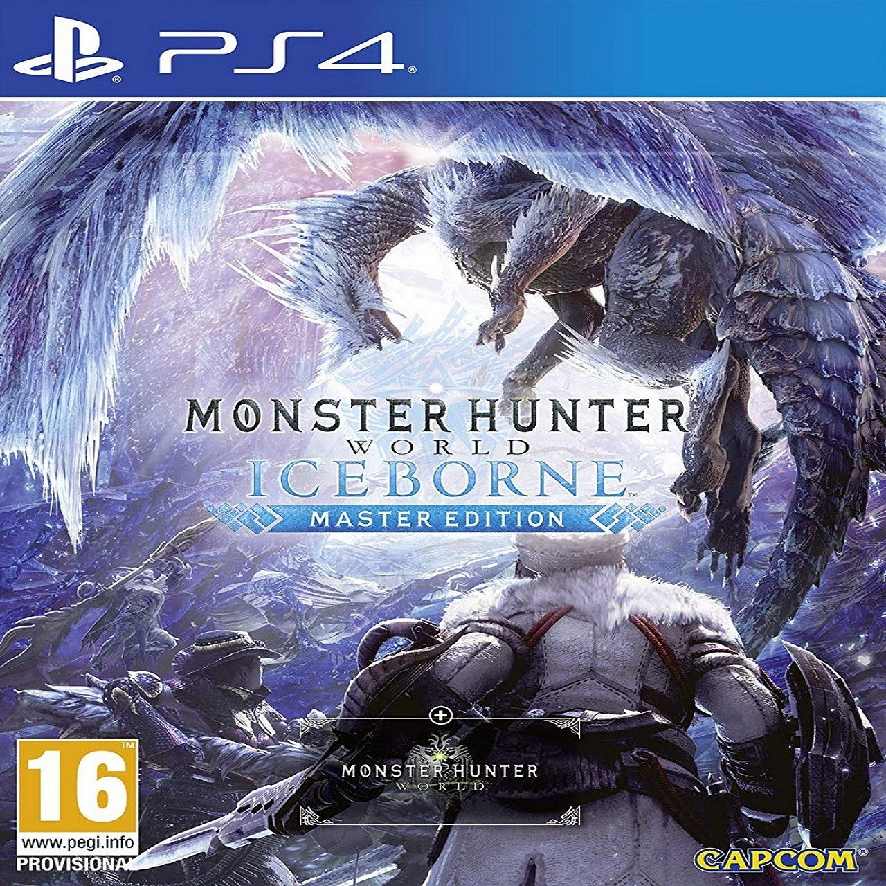 Monster Hunter World Iceborne Master Edition SUB PS4