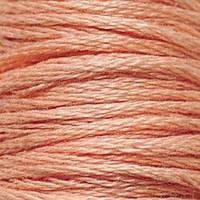 Мулине DMC (ДМС) для вышивания, №754, Peach - lt  (Персиковый, св. )