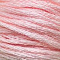 Мулине DMC (ДМС) для вышивания, №818, Baby Pink  (Нежно розовый )