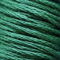 Мулине DMC (ДМС) для вышивания, №890, Pistachio Green - ultra dk  (Фисташково зеленый, ультра т. )