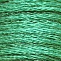 Мулине DMC (ДМС) для вышивания, №912, Emerald Green - lt  (Изумрудный, св. )