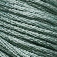 Мулине DMC (ДМС) для вышивания, №927, Grey Green - lt  (Серо-зеленый, св. )