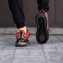 Кроссовки мужские Nike Air Max 720 оранжевые (Top replic), фото 3