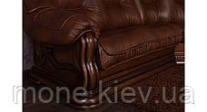 Угловой диван со спальным местом Гризли 340см. на 220 см., фото 3