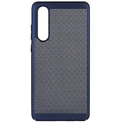 Чехол для Huawei P30, Grid case, ультратонкий, дышащий