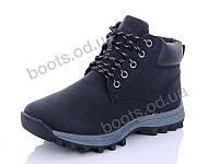"""Ботинки зимние женские """"Gollmony"""" #8705. р-р 36-41. Цвет черный. Оптом"""
