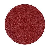 Шлифовальный круг 10шт Ø125мм без отверстий на липучке зерно 100 Sigma 9121101