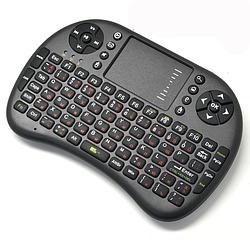 Беспроводная мини клавиатура с тачпадом UKB-500-RF 2.4 ГГц Мультимедийная