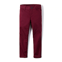 Модные бордовые брюки Чилдрен Плейс для мальчика