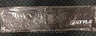 Утеплитель радиатора ВАЗ 2101  или Нива черный длинный